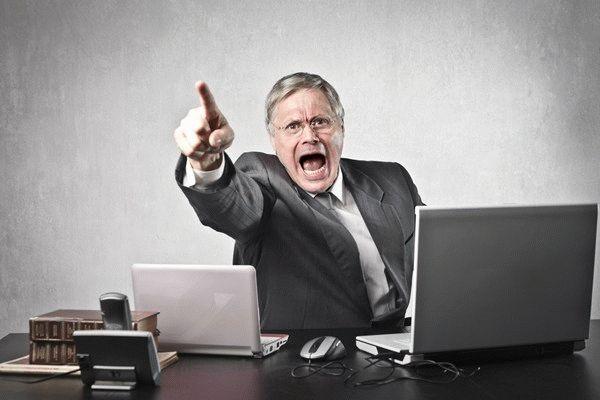 Коллективная жалоба на хамское поведение сотрудника в коллективе